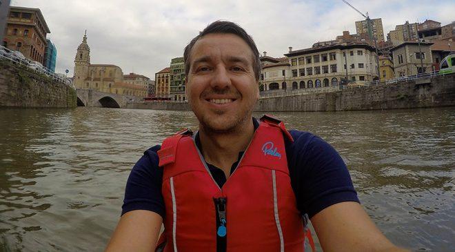Kayak Bilbao
