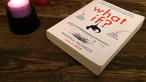 Lesetipp: What if?