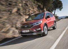 Honda CR-V: SUV mit Klasse