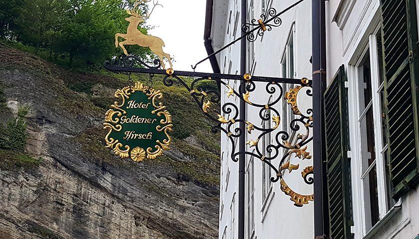Hotel Goldener Hirsch, Salzburg