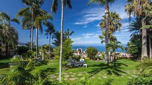 Hotel Tigaiga – Puerto de la Cruz/Teneriffa