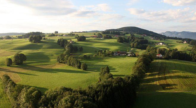 Ballonfahrt Irrsdorf