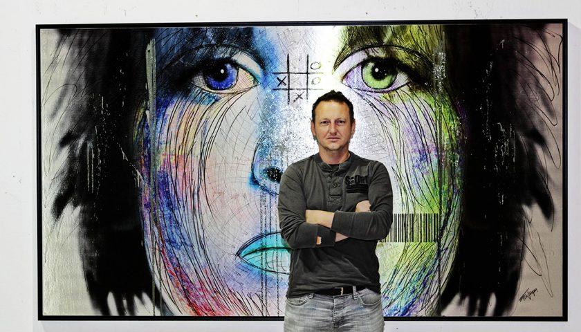 Juergen Fux: Der Metzger, der Künstler wurde