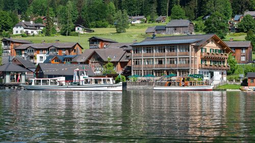 Hotel Check: Seehotel Grundlsee