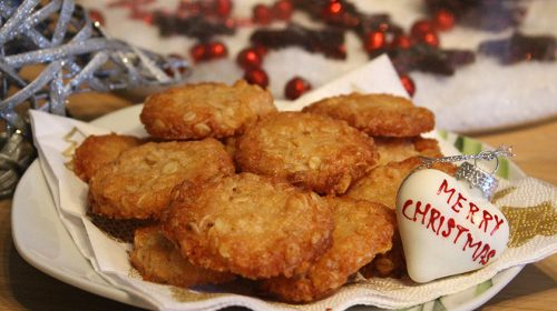Christmas cookie recipe for men