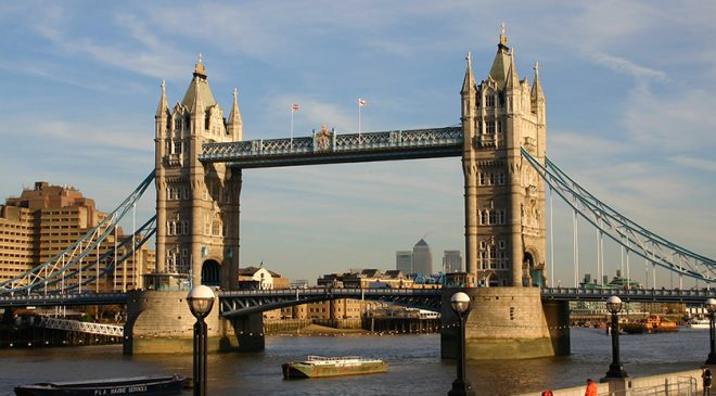 London: Metropole mit Flair