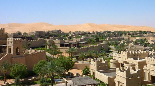 Hotel Check: Qasr al Sarab, VAE