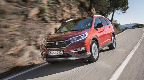 Test: Honda CR-V – SUV mit Klasse