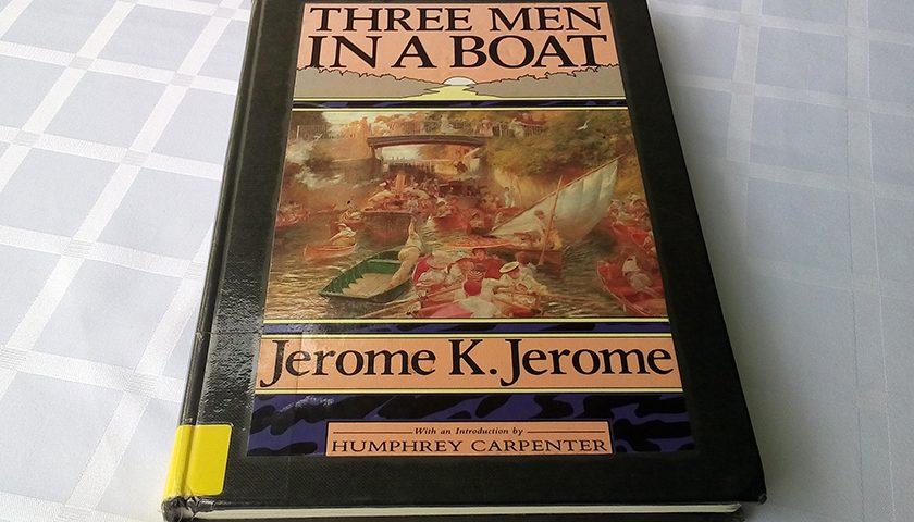 Lesetipp: Drei Mann in einem Boot