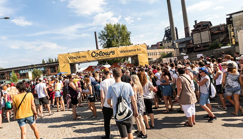 Festival: Colours of Ostrava 2017