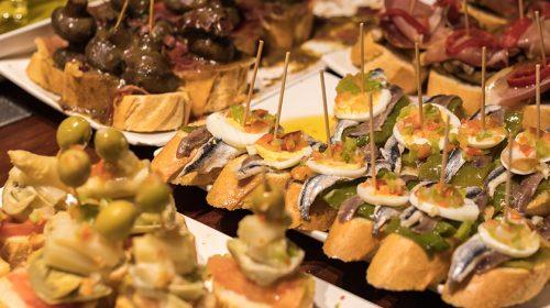 Pintxos – Basque delicacies