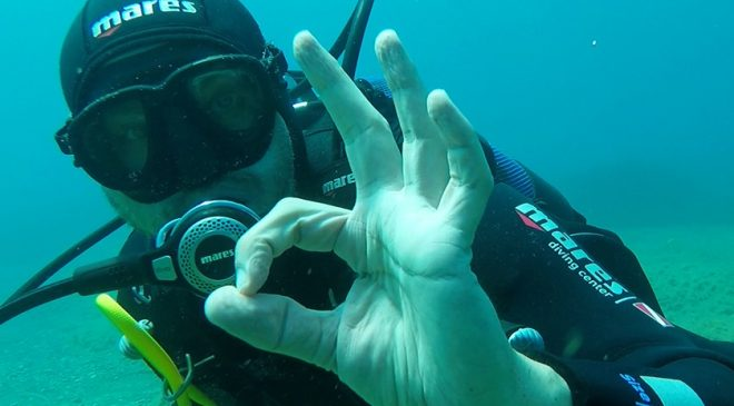 Video: Diving on Elba