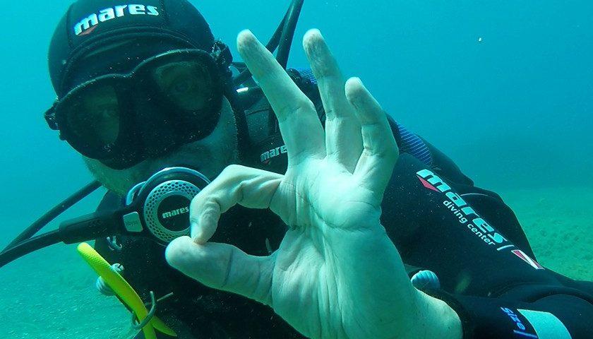 Video: Tauchen auf Elba