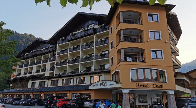 Hotel Check: Hotel Post am See